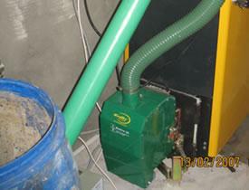 пеллетный бункер пластиковая бочка